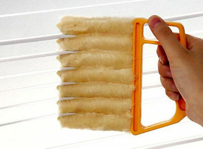 2016 Microfibre Venetian Blind Brush Window Air Conditioner Duster Dirt Cleaner