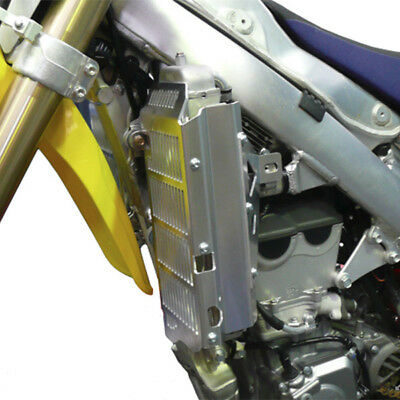 Force Accessories NEW Mx Suzuki RMZ RMX 450 2008-2016 Plain Radiator Guards