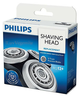 Latest Philips RQ12+ RQ12 Sensotouch 3D Replacement Head Series 8000 and Arcitec