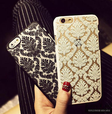 For Apple iPhone 5 5S 6/6 Plus Fashion Pattern Matte Hard Back Case Cover new