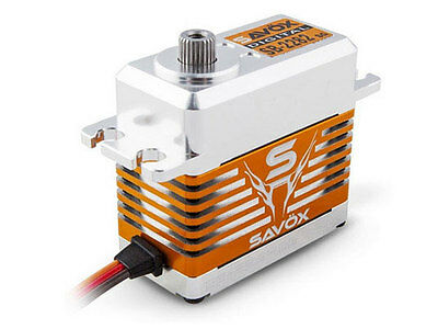 Savox High Voltage CNC Brushless Digital Servo #SAV-SB2282SG