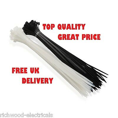 Top Quality Strong Zip Ties Cable Ties 100Mm 200Mm 300Mm