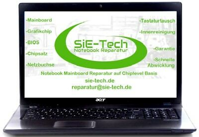 Acer Aspire 7741 7741g Notebook Laptop Mainboard Reparatur