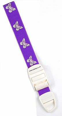 Medical quick release Tourniquet with butterfly - Violet colour