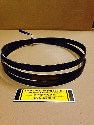"64.5"" (5'4-1/2"") X 1/2 X .025 X 18T Carbon Band Saw Blade Disston Usa"