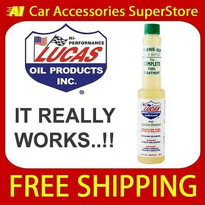 Lucas Fuel Injector Cleaner Treatment Petrol & Diesel, IT REALLY WORKS..!!