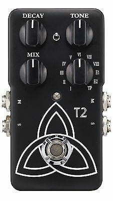 New TC T2 Reverb Guitar Effects Pedal!