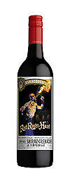 Vinaceous Red Right Hand SGT 2015