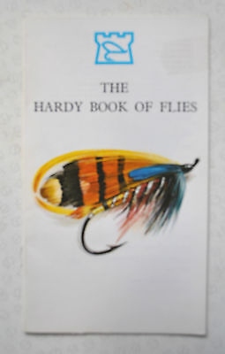 "A Good Vintage Copy Of ""the Hardy Book Of The Flies"" Advertising Hardy Flies"
