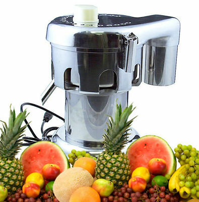 Commercial Juice Extractor Stainless Steel Juicer - Heavy Duty - WF-A3000