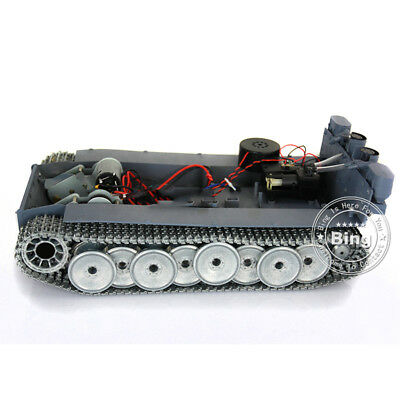 Heng Long  All Metal Chasis of  German Tiger 1 Tank RTR  3818