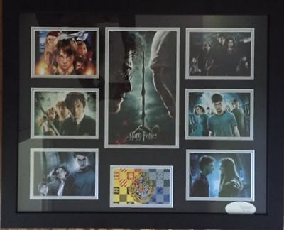 HARRY POTTER Official Licensed Memorabilia With Certificate