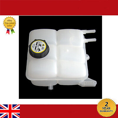 Coolant Recovery Tank Reservoir Radiator For Ford Focus & Tank/cap 1425193