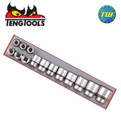 Teng 14pc 3/4in Drive Socket Set 6 Point Metric TTX3414 - Tool Control System