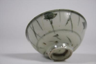Antique Chinese Qing Dynasty Small Bowl