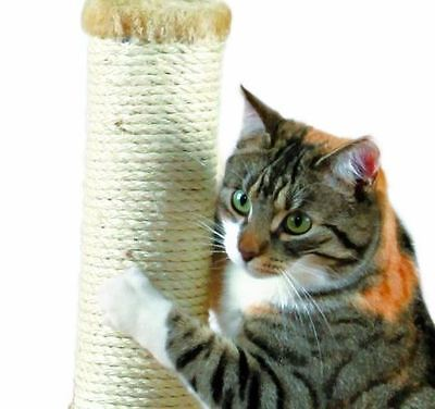 Trixie Parla, Cat Scratching Post, Pet, Furniture, Kitten, Scratch, Tree, Beige