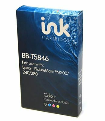 Compatible (non-OEM) Printer Ink Cartridge to replace T5846
