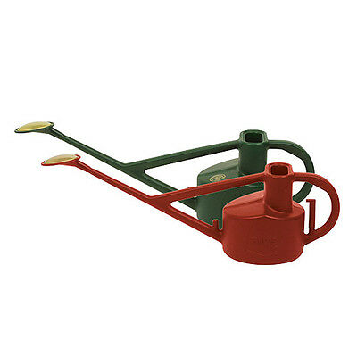 Haws 5 Litre Long Reach Deluxe Outdoor Plastic Watering Can Various Colours