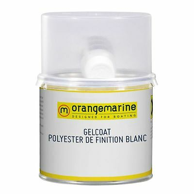 Gelcoat Polyester Blanc Finition 250 G
