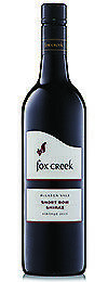 Fox Creek Short Row Shiraz 2013