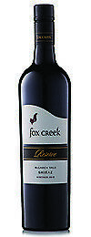 Fox Creek Reserve Shiraz 2013