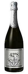 42 Degrees South Premier Cuvee Sparkling NV