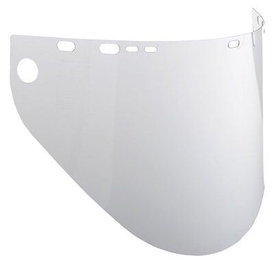 """Jackson Safety F30 Acetate Face Shield, 19"""" Length x 9"""" Width x 0.040"""" Thick, Cl"""