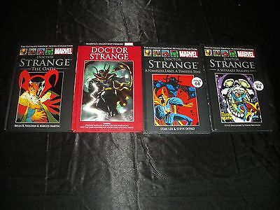 Doctor Strange The Oath A Separate Reality A Nameless Land,a Timeless Time Hb/gn
