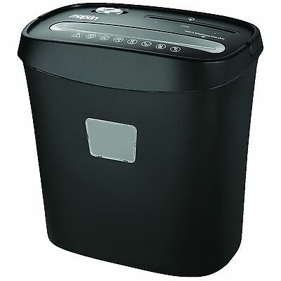 15L Cross Cut Paper Shredder (8 Sheets) - GorillaSpoke Free P&P IRE & UK!