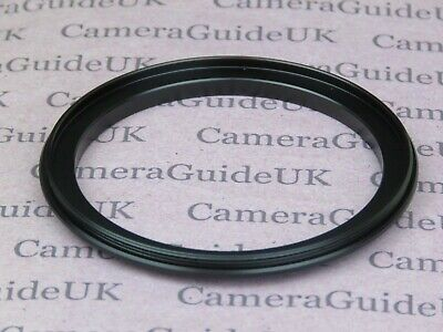67-77mm 77-67mm Male to Male Double Coupling Ring reverse macro Adapter 67-77mm