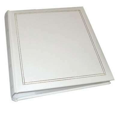 Walther Monza White 7x5 Slip In Photo Album - 200 Photos