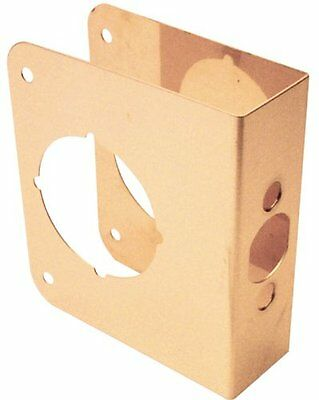 Prime-Line Products U 9555 Door Reinforcer 1-3/8-Inch Thick by 2-3/8-Inch Backse