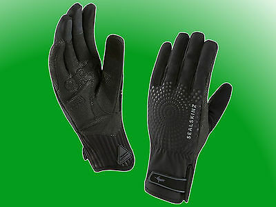 Women's All Weather Cycle XP Glove black-Seal Skinz wasserdichte/ Handschuhe