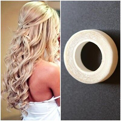 Strong Double Sided Adhesive Wig Toupee Tape Skin Tit Weft Hair Extensions Clear