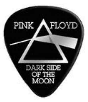 PINK FLOYD Guitar Pick Dark Side Of The Moon Official Band Merch