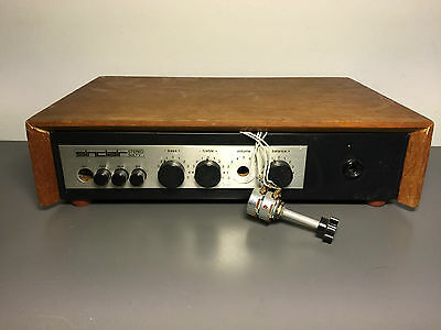 SINCLAIR STEREO 60 PRE-AMP CONTROL SYSTEM c1969