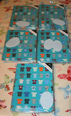 Job Lot 50 Packs Marks & Spencer Wrapping Paper Rrp £50 Ideal Christmas Etc