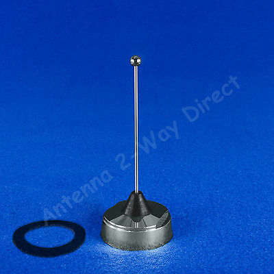 800 MHz 1/4 WAVE NMO PRE TUNED MOBILE ANTENNA MOTOROLA KENWOOD COMPATIBLE