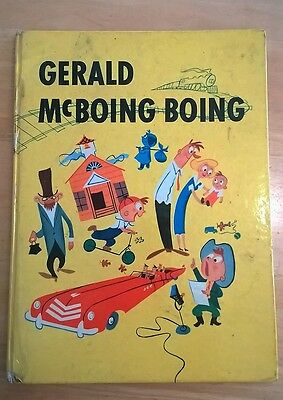 Gerald McBoing Boing by Dr. Seuss -Reduced Excellent price