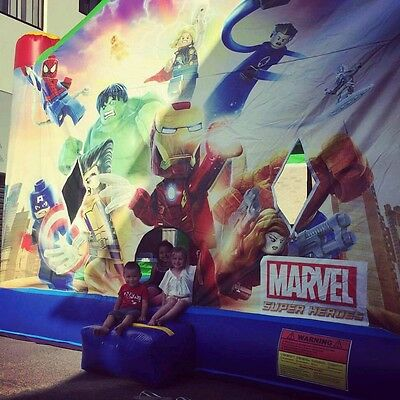 Marvel jumping castles for sale