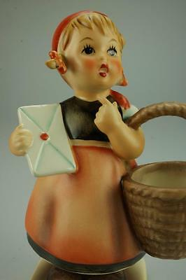 M.I. Hummel Goebel Meditation #13/0 TMK5 Girl Figurine