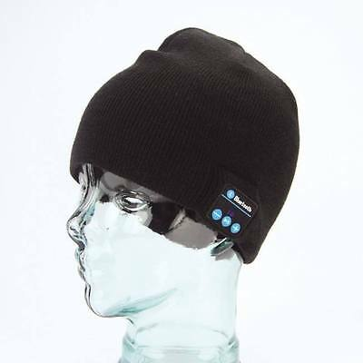 Wireless Bluetooth Music Hat with Hands-free
