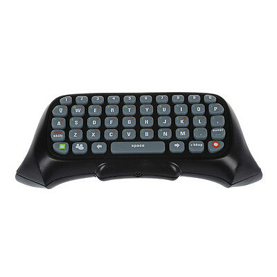 Text Chat Messaging Pad ChatPad Keyboard For XBOX 360 Live Games FlyP