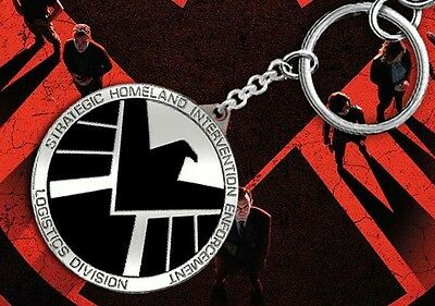 Keychains MARVEL AGENTS OF SHIELD S.H.I.E.L.D EAGLE Key chain  DD 100000