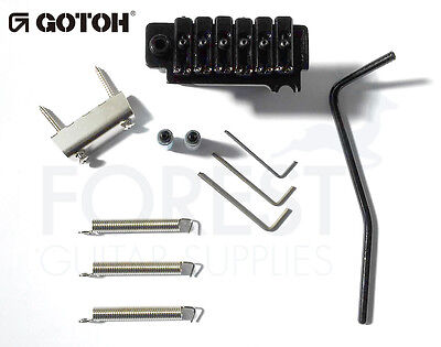 GOTOH WILKINSON VS-100N Tremolo Bridge honed black