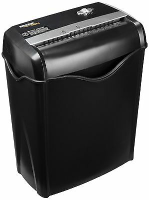 Cross Cut Paper Shredder Documents Credit Card Destroyer Home Shredding Machine