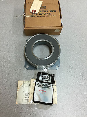 New In Box Warner Electric Pb-500 Clutch Magnet 5300-631-014  Max R.p.m. 4000