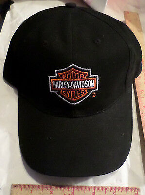 Licensed Harley hat new collectible motorcycle clothing official HD biker cap