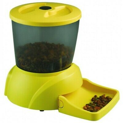 Programmable Automatic Pet Feeder - Program up to 90 days!