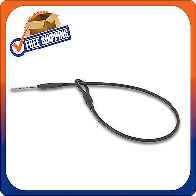 100 Lanyard Wire Loop To Pin 8 Inch Security Checkpoint Eas Loss Prevention